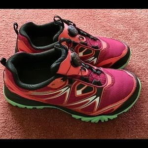 Merrell Shoes - Merrell performance foot ware size 8 wine colored